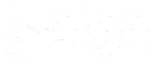 Barbara Thompson MBE Logo